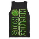 T-SHIRT HK ARMY VERTICAL TANK NOIR/GREEN