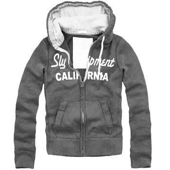 SWEAT SLY CALIFORNIA GRIS