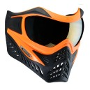 MASQUE VFORCE GRILL THERMAL SC ORANGE ON BLACK