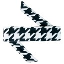 HEADBAND HK ARMY CLASSIC SERIES HOUNDS TOOTH WHITE