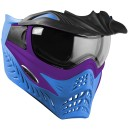 MASQUE VFORCE GRILL THERMAL SC PURPLE ON BLUE