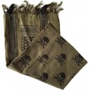 SHEMAGH REPLAY SKULL OLIVE