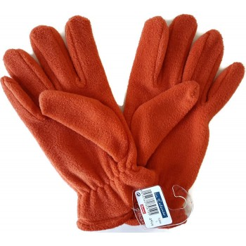 GANTS POLAIRE IN EXTENSO ORANGE