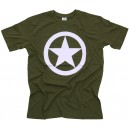 T-SHIRT FOSTEX ALLIED STAR VERT