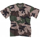 T-SHIRT CAMOUFLAGE 101 INC RECON ARMEE FRANCAISE