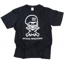 T-SHIRT 101 INC SPECIAL OPERATIONS NOIR