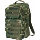 SAC A DOS D'ASSAULT US 101 INC WOODLAND (25L)