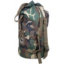 SAC PACO 101 INC DOUBLE SANGLE WOODLAND