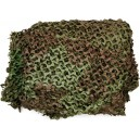 FILET CAMOUFLAGE KL SURPLUS VERT/BRUN (6x3m)
