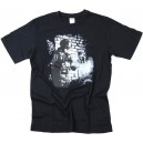 T-SHIRT 101 INC SOLDIER SKULL NOIR