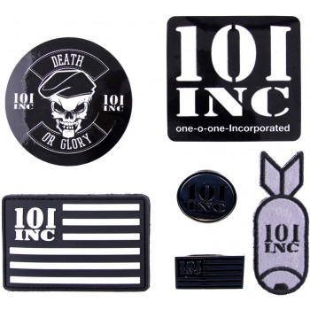 SET PROMOTION 101 INC (6pcs)