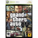 GRAND THEFT AUTO IV (GTA) XBOX 360 OCCASION