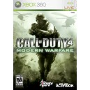 CALL OF DUTY 4 MODERN WARFARE (XBOX 360) OCCASION