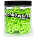 BILLES ATOM6 PICKLES Cal. 68 V2.0 LIME (x50)