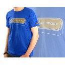 TEE SHIRT ANGEL MEN TRON TEE ROYAL BLEU