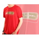TEE SHIRT ANGEL MEN TRON TEE ROUGE